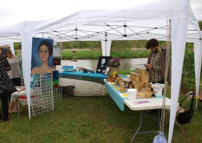 Art and Craft Vendors